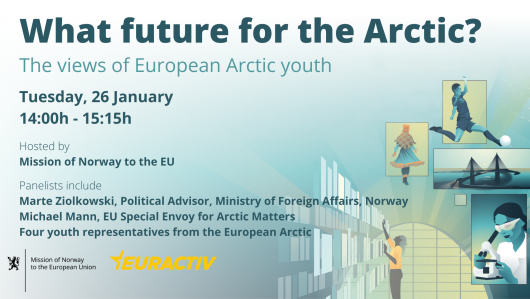 Media Partnership - What future for the Arctic? The views of European Arctic youth