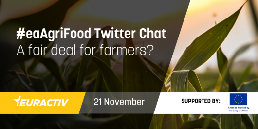 #eaAgriFood Twitter Chat: A fair deal for farmers?