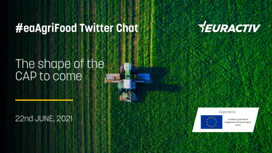 #EAAGRIFOOD TWITTER CHAT | The Shape of the CAP to come