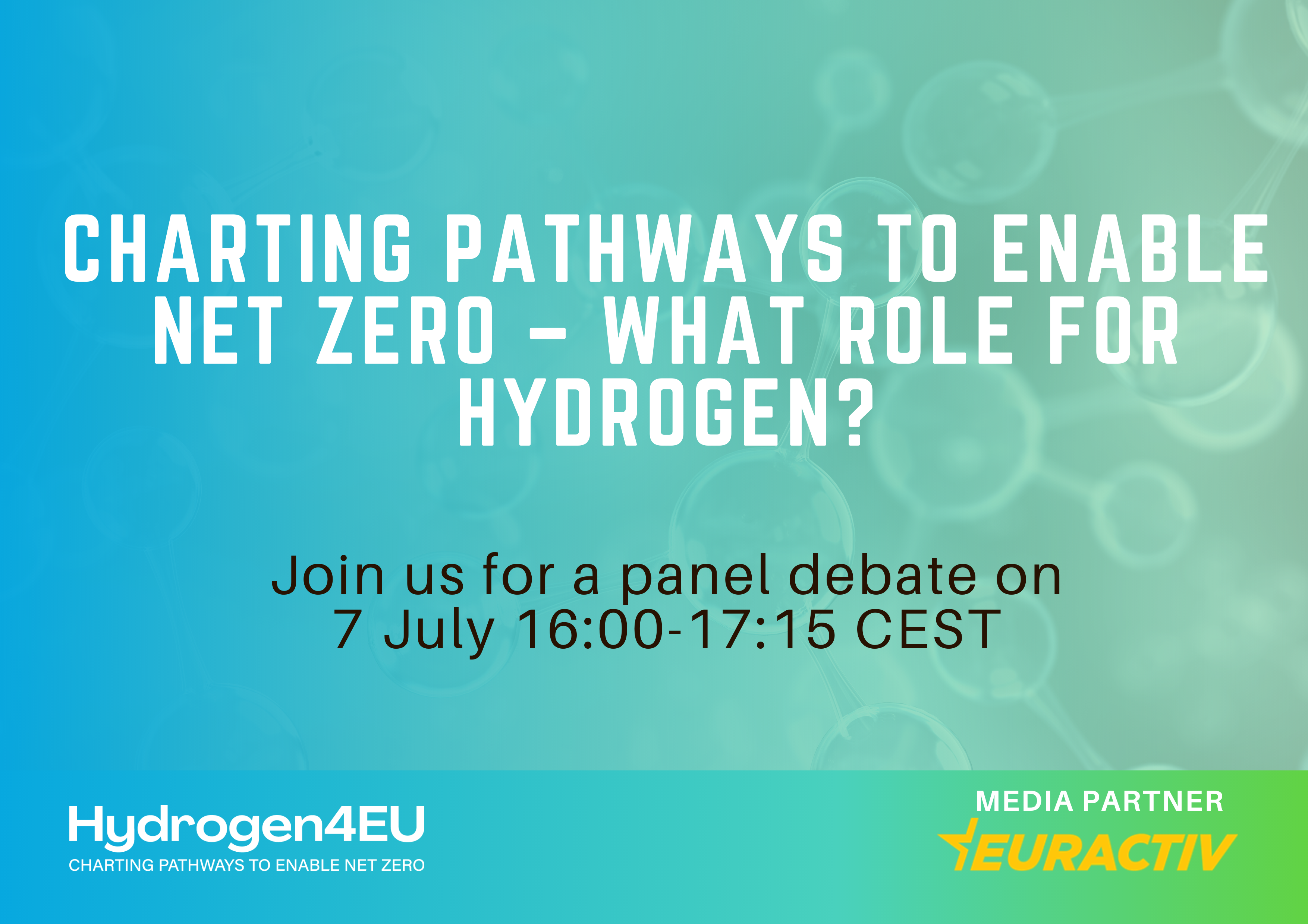 Media Partnership: Charting pathways to enable net zero – what role for hydrogen?