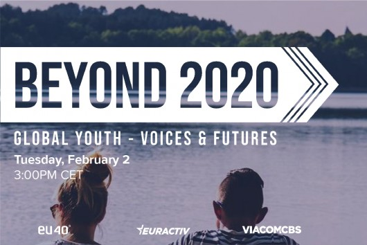 Media Partnership - Beyond 2020: global youth – voices & futures
