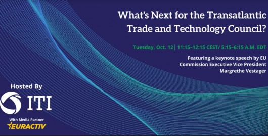 Media Partnership - What's Next for the Transatlantic Trade and Technology Council?