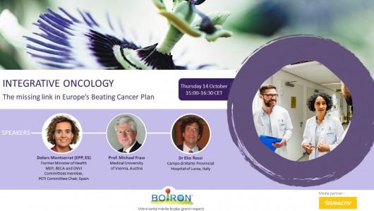 Asociación de medios: Oncología integradora: el eslabón perdido en el Plan europeo de lucha contra el cáncer