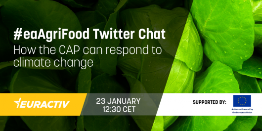 #eaAgriFood Twitter Chat: How the CAP can respond to climate change