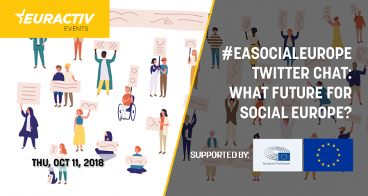 #eaSocialEurope Twitter Chat: What future for Social Europe?