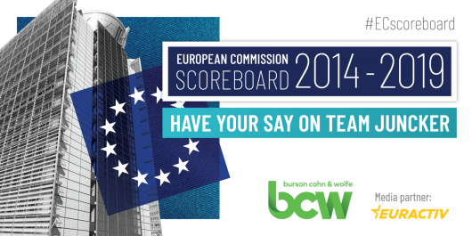 European Commission Scoreboard 2014-2019 - Survey results