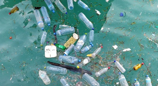 How to reduce the impact of plastic products on the marine environment?