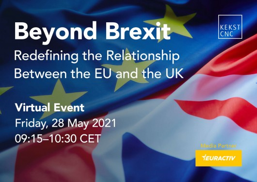 Media Partnership: Beyond Brexit - Redefining the Relationship Between the EU and the UK