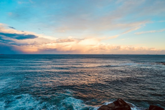 Blue economy:  the potential of our oceans to contribute  to a green recovery