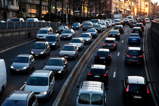 Transport's role in improving air quality in Europe: How best to co-ordinate regulation?