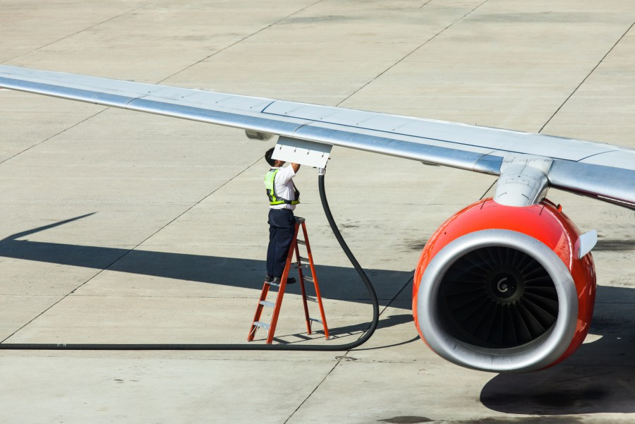 Biofuels in aviation: A sustainable alternative?